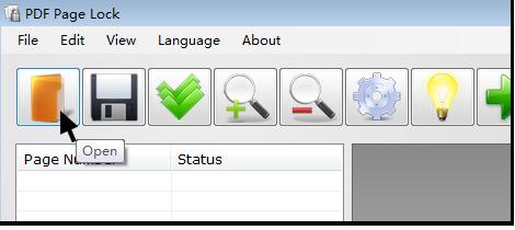 Resultado de imagen de PDF Page Lock Pro